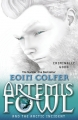 Couverture Artemis Fowl, tome 2 : Mission Polaire Editions Puffin Books 2003