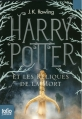 Couverture Harry Potter, tome 7 : Harry Potter et les reliques de la mort Editions Folio  (Junior) 2012