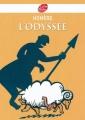 Couverture L'Odyssée, abrégée Editions Le Livre de Poche (Jeunesse) 2001
