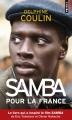 Couverture Samba pour la France Editions Points 2014