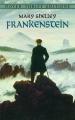 Couverture Frankenstein ou le Prométhée moderne / Frankenstein Editions Dover Thrift 1994