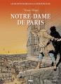 Couverture Notre-Dame de Paris Editions Glénat (Les incontournables de la littérature en BD) 2010