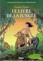 Couverture Le livre de la jungle (BD) Editions Glénat (Les incontournables de la littérature en BD) 2010