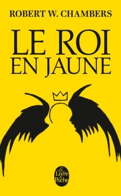 Couverture Le roi de jaune vêtu / Le roi en jaune