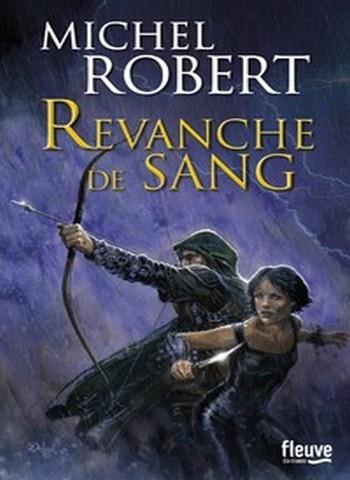Couverture La Fille des Clans, tome 2 : Revanche de Sang