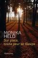 Couverture Sur place, toute peur se dissipe Editions Flammarion 2014