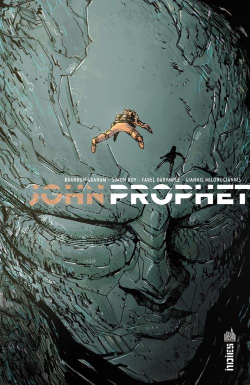 Couverture John Prophet, tome 1