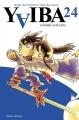 Couverture Yaiba, tome 24 Editions Soleil (Shônen) 2012