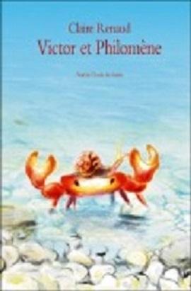 Couverture Victor et Philomène