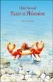 Couverture Victor et Philomène Editions L'école des loisirs 2012