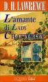 Couverture L'amant de lady Chatterley Editions Giunti 1999