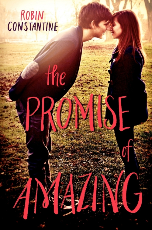 Couverture The promise of amazing
