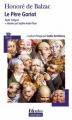 Couverture Le Père Goriot Editions Folio  (Plus classiques) 2011