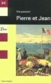 Couverture Pierre et  Jean Editions Librio 1996