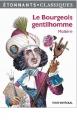 Couverture Le bourgeois gentilhomme Editions Flammarion (GF - Etonnants classiques) 2013