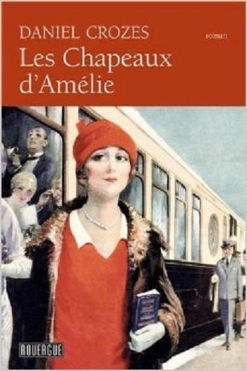 Couverture Les chapeaux d'Amélie