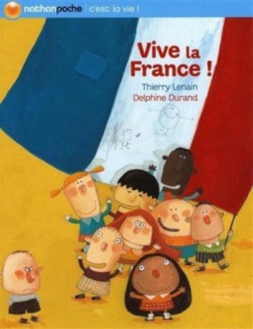 Couverture Vive la France !