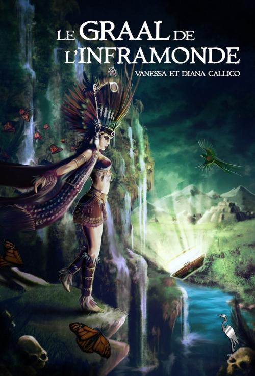Couverture Les sept portes de l'Apocalypse, tome 2 : Le Graal de l'Inframonde