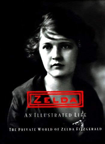 Couverture Zelda, an Illustrated Life: The Private World of Zelda Fitzgerald