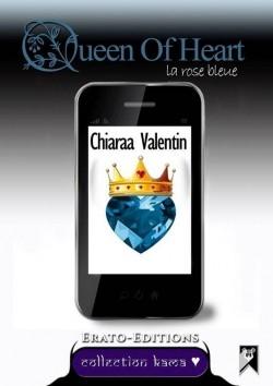 Couverture Queen of Heart : La Rose Bleue