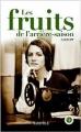 Couverture Les fruits de l'arrière-saison Editions MarivolE 2014