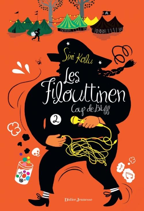 Les Filouttinen, tome 2