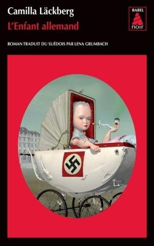 Couverture de l'Enfant allemand de Camilla Läckberg
