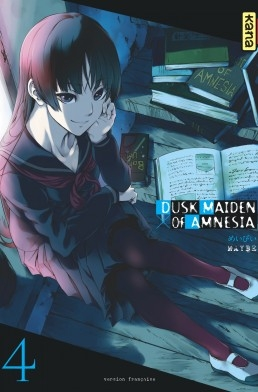 Couverture Dusk maiden of amnesia, tome 04