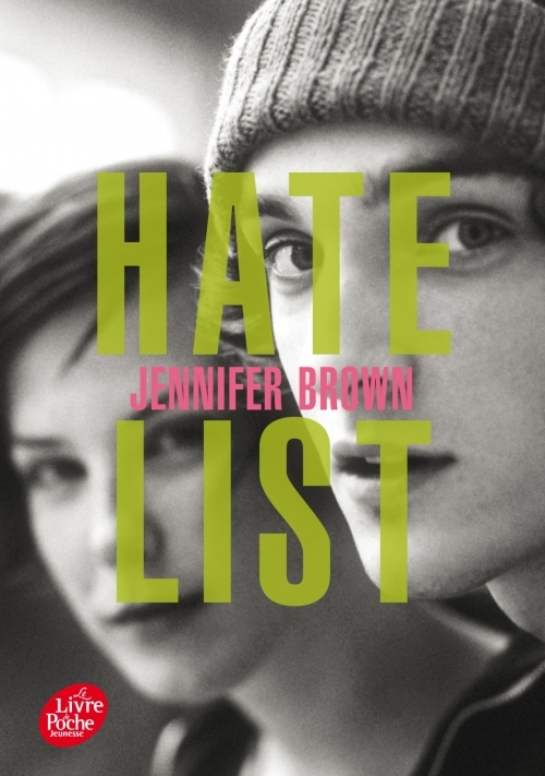 Couverture Hate list