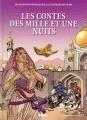 Couverture Les contes des mille et une nuits / Les mille et une nuits Editions Glénat (Les incontournables de la littérature en BD) 2010