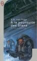 Couverture À la poursuite des Slans Editions J'ai Lu 2001