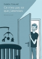 Couverture Ce n'est pas toi que j'attendais Editions Delcourt (Encrages) 2014