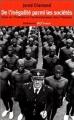 Couverture De l'inégalité parmi les sociétés Editions Gallimard  (Essais) 2000