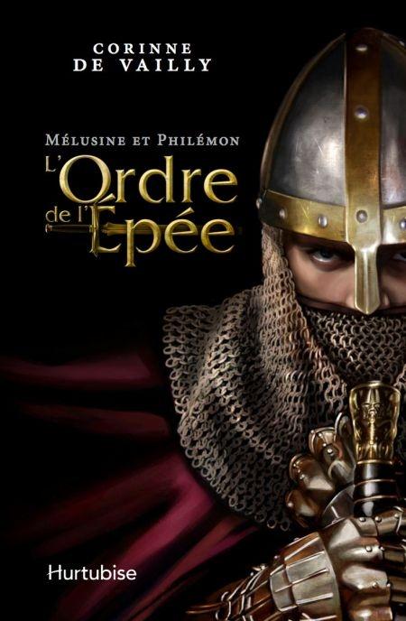 Couverture Mélusine et Philémon, tome 2 : L'ordre de l'épée