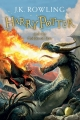 Couverture Harry Potter, tome 4 : Harry Potter et la coupe de feu Editions Bloomsbury (Children's Books) 2014