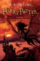 Couverture Harry Potter, tome 5 : Harry Potter et l'ordre du phénix Editions Bloomsbury 2014