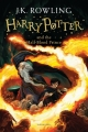 Couverture Harry Potter, tome 6 : Harry Potter et le prince de sang-mêlé Editions Bloomsbury (Children's Books) 2014