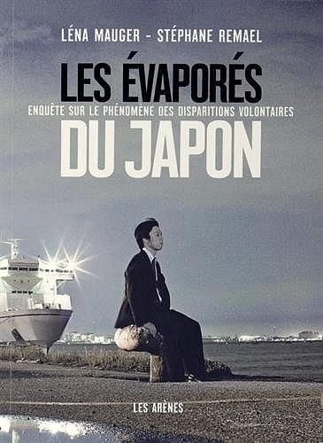 Couverture Les évaporés du Japon : Enquête sur le phénomène des disparitions volontaires