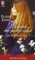 Couverture Les soeurs Essex, tome 1 : Le destin des quatre soeurs Editions J'ai Lu (Pour elle - Aventures & passions) 2014