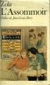 Couverture L'assommoir Editions Folio  1982