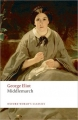 Couverture Middlemarch Editions Oxford University Press (World's classics) 2008