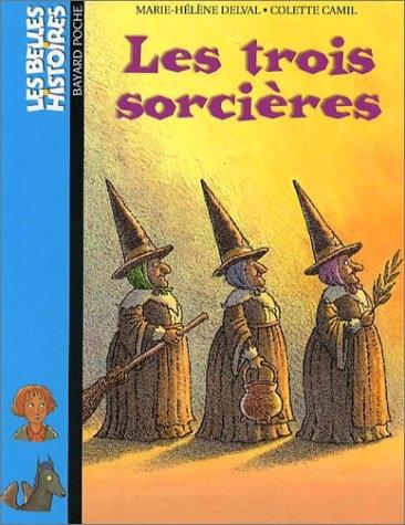 Couverture Les trois sorcières