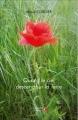Couverture Quand le ciel descend sur la terre, tome 1 Editions Autoédité 2014