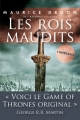 Couverture Les rois maudits, intégrale Editions Plon 2014