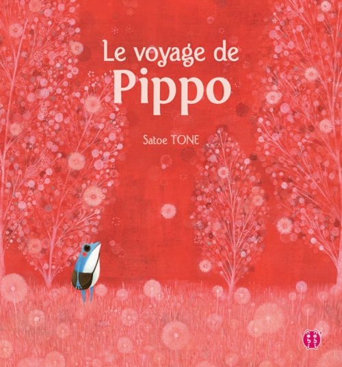 Couverture Le voyage de Pippo