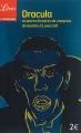 Couverture Dracula et autres histoires de vampires Editions Librio (Littérature) 2014