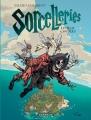 Couverture Sorcelleries, tome 3 : Les jeux sont fées Editions Dargaud 2012