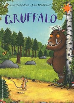 Couverture Gruffalo
