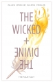 Couverture The wicked + the divine, tome 01 : Faust départ Editions Image Comics 2014