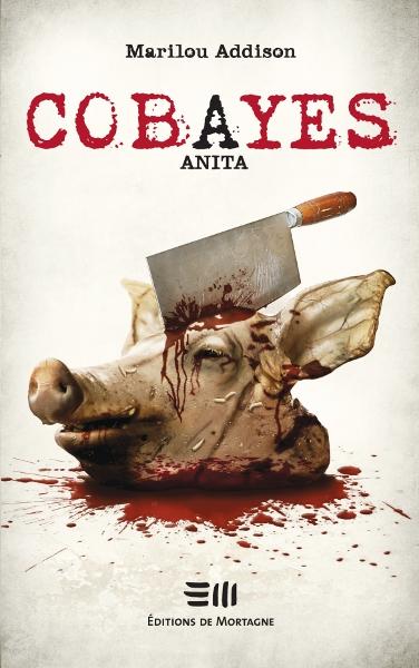Couverture Cobayes, tome 1 : Anita